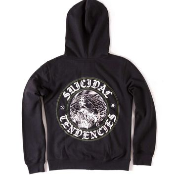 Metal Mulisha MAIDENS SUICIDAL TENDENCIES ZIP HOODIE from Official Metal Mulisha Store