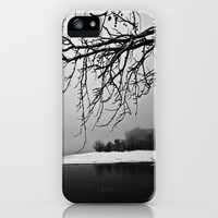 One Winter Morning iPhone Case by Ann B. | Society6