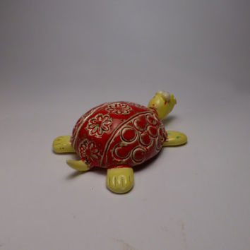 Red turtle (READY TO SHIP)