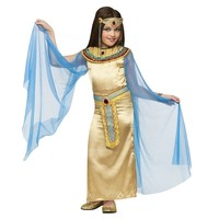 Cleopatra Deluxe Costume - Kids (Yellow)