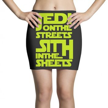 Jedi On The Streets Sith In The Sheets Mini Skirts