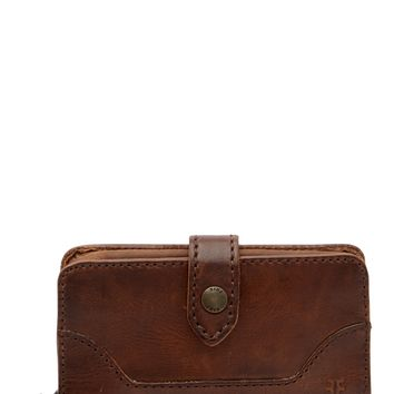 Frye | Melissa Leather Phone Wallet | Nordstrom Rack