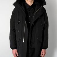 BBC BLACK N3B Coat