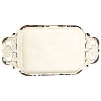 Antique White Pewter Jewelry Tray | Shop Hobby Lobby
