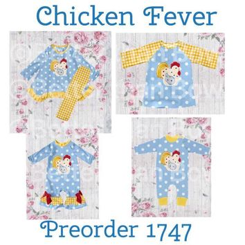 Chicken Fever!! Preorder 1747 Closes 12/15 @ 8pm est!! ETA 6-8 weeks!!