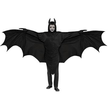Wicked Wing Bat Adult Cstm