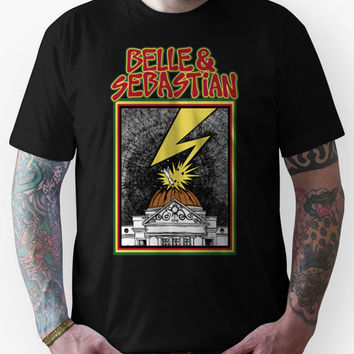 Bad Brains Belle And Sebastian Unisex T-Shirt