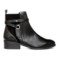 Boots with Straps - from H&M