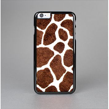 The Real Giraffe Animal Print Skin-Sert Case for the Apple iPhone 6 Plus