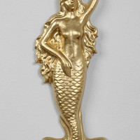 Redwood Stoneworks Mermaid Wall Sculpture - Urban Outfitters