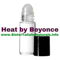 Heat by Beyonce all natural fragrance perfume for women girls sensual scent free shipping non irritating
