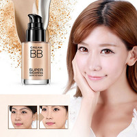 Newest Smooth Concealer Moisturizing Makeup Liquid Foundation Shades BB Magic Cream