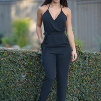 Maybelline Jumpsuit - Black