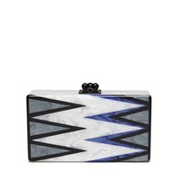 Edie Parker Jean Twist Clutch - Shop Luxury Handbags | Editorialist