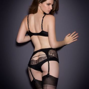 New In by Agent Provocateur - Izmira Suspender