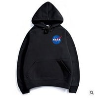 Nasa NASA series of letters a Hoodie Black