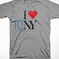 Broadway Merchandise Shop: Broadway Souvenirs and Apparel > Apparel > 2014 I Heart Tony Tee