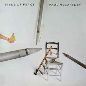 Pipes Of Peace - Paul McCartney, Made in Mexico LP (Pre-Owned)