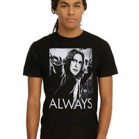Harry Potter Snape Always T-Shirt