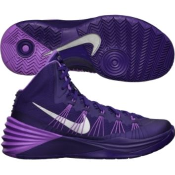 Nike Women s Hyperdunk 2013 Basketball Shoe Purple DICK S Sporting Goods 71c94d12a