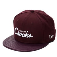 Crooks League - Woven Fitted Cap