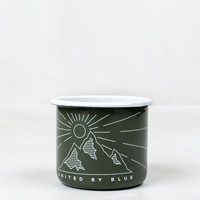 Wilderness Enamel Steel Mug