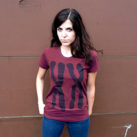 Cranberry XX Chromosomes Tshirt Size Medium / by Xenotees