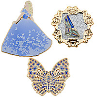Cinderella Limited Edition Pin Set - Live Action Film