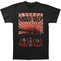 Mobb Deep Men's  Sunbridge T-shirt Black