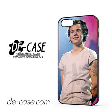 Harry Styles One Direction On Stage DEAL-5179 Apple Phonecase Cover For Iphone 5 / Iphone 5S