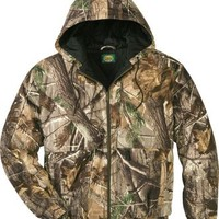 Cabela's Microtex® Insulated Hooded Jacket : Cabela's