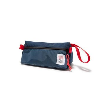 Topo Designs - Navy Unisex  Dopp Kit