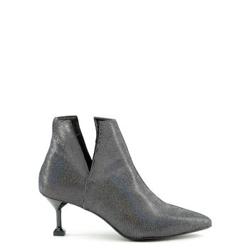 Made In Italia Grey Ankle Boots