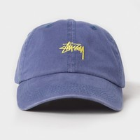 Stock Low Profile Strapback
