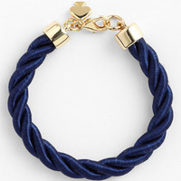 kate spade new york 'learn the ropes' cord bracelet