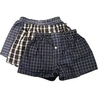 Boy's Boxer Shorts - Large