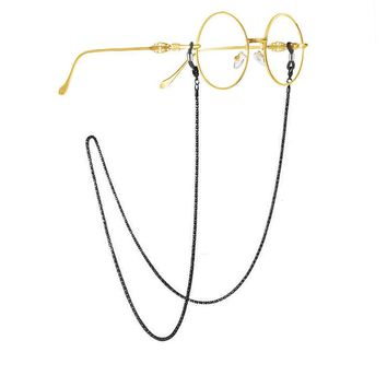Chic Metal Sunglasses Cord Eyeglass Rope Chain Reading Glasses Spectacles Holder