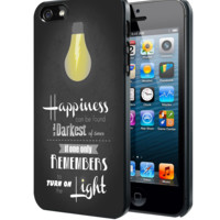 Harry Potter Happiness Quote Samsung Galaxy S3 S4 S5 Note 3 , iPhone 4 5 5c 6 Plus , iPod 4 5 case