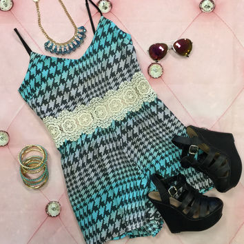 Could It Be Love Romper