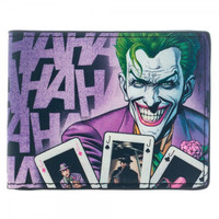 DC Comics Joker Bi-fold Wallet