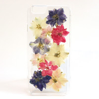Cassie iPhone 6 Dried Flower Phone Case