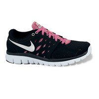 Nike Black Flex Run 2 Running Shoes - Women