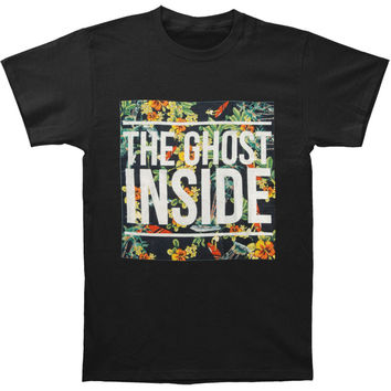 Ghost Inside Men's  Calibungah T-shirt Black
