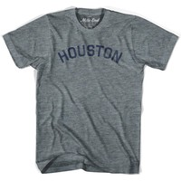 Houston City Vintage T-shirt