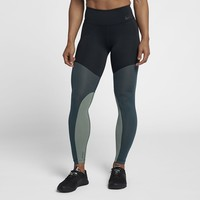 Nike Power Women's Mid Rise Training Tights. Nike.com