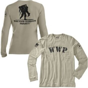 Under Armour Men's Wounded Warrior Project Long Sleeve T-Shirt - Dick's Sporting Goods