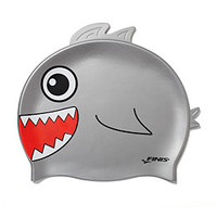 FINIS Animal Heads Silicone Cap at SwimOutlet.com