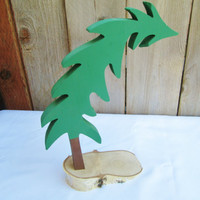 Christmas Trees, Green Trees, Whimsical Christmas Trees, Single Green Tree, CIJ, Christmasinjuly