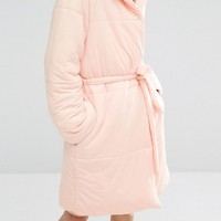 Minkpink Duvet Dressing Gown at asos.com