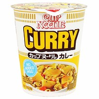 Nissin Curry Cup Noodle, 2.8 oz (80 g)